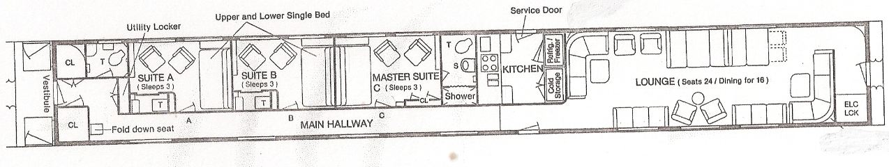 Crescent Harbor floor plan